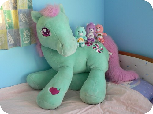 My Little Pony Minty Baby And My Little Army Of Care Flickr