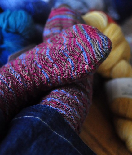 365x2.211 monkey socks | by alaskaval