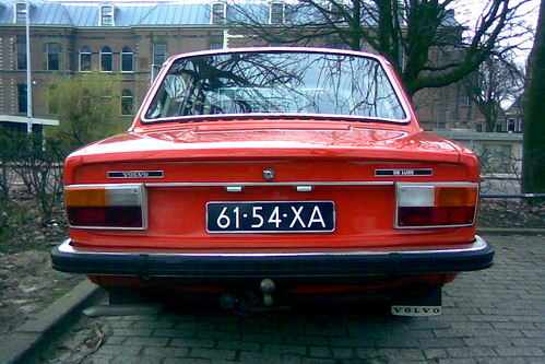 1973 Volvo 144 1973 Volvo 144 Michiel2005 Flickr