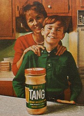 1960s TANG ORANGE DRINK vintage advertisement | by Christian Montone