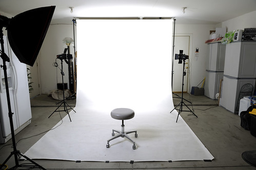 Studio In The RAW: High Key Set-up | by Illusive Photography
