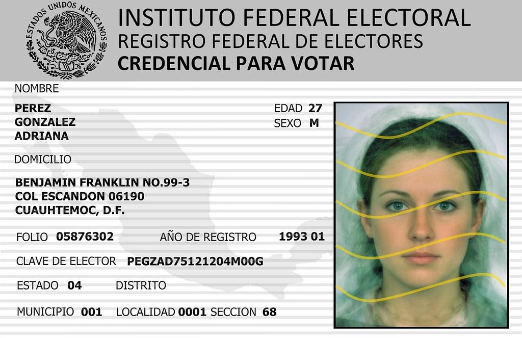 instituto federal electoral. citas por internet