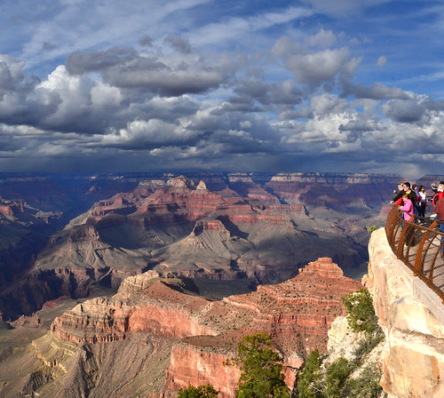 Grand Canyon Mather Point Spring Storm 2011_5067a | by Grand Canyon NPS