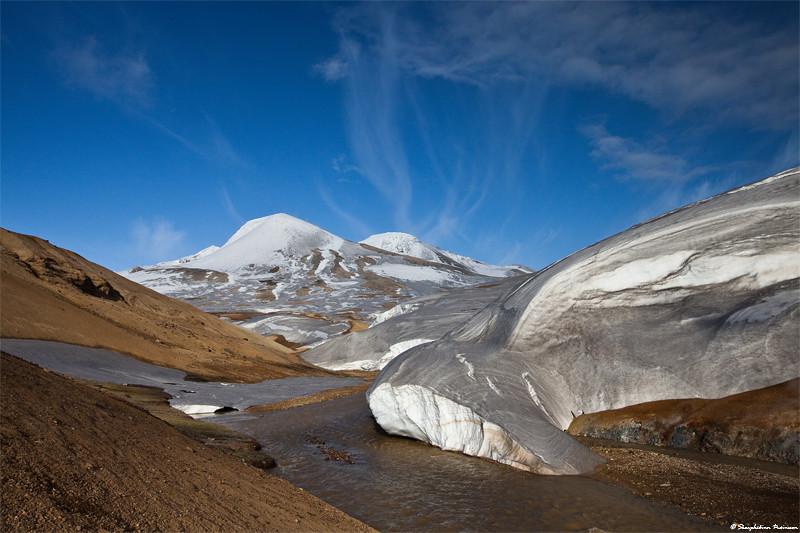 Kerlingarfjöll, central highlands Iceland | The geothermal