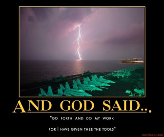 and god spoke god navy military lightning bolt warriors de flickr