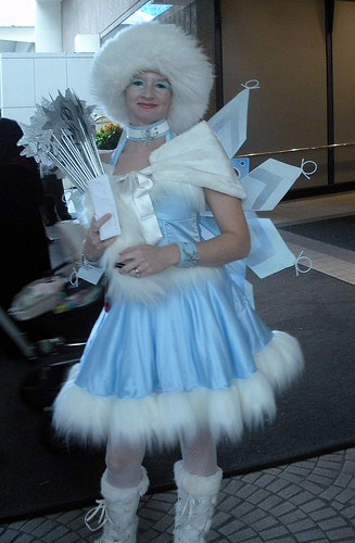 ... Crystal Ice Fairy 3 | by On Gossamer Wings  sc 1 st  Flickr & Crystal Ice Fairy 3 | Crystal in her fabulous ice fairy costu2026 | Flickr