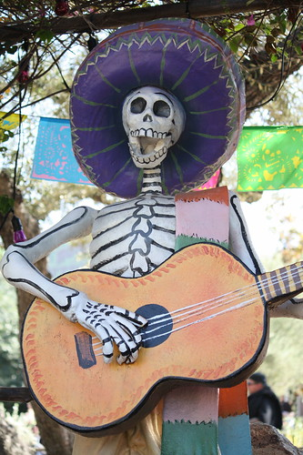 Calavera con Guitarra | by Sarah B in SD