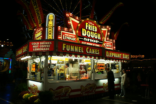 The Fried Dough Shop | by Wayfaring Wanderer