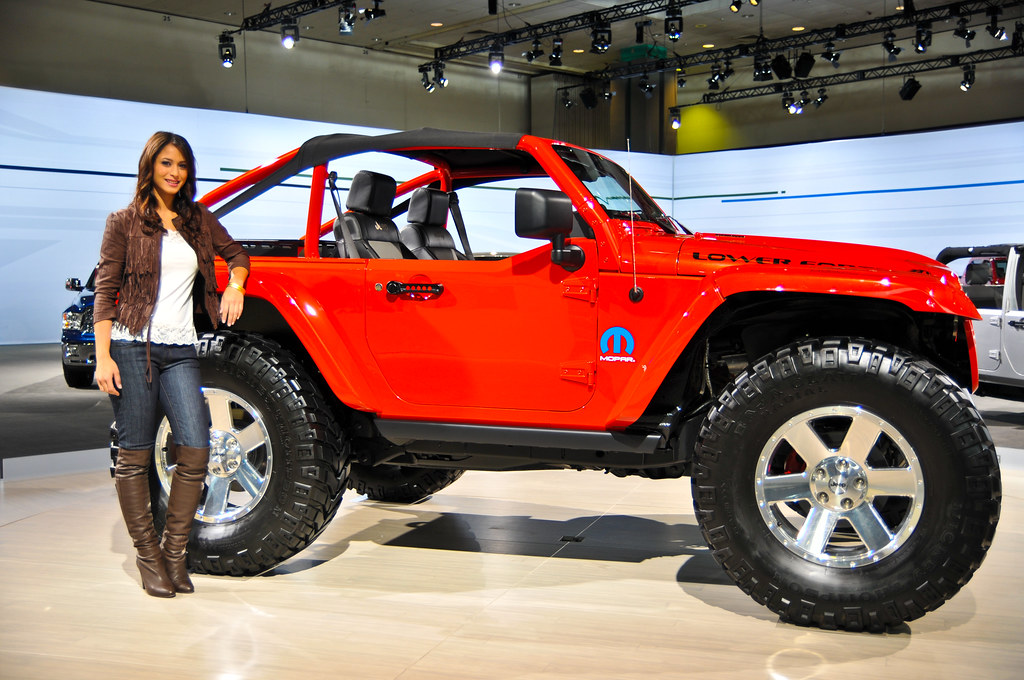 Jeep Cars Pictures >> Jeep Lower Forty Concept | Lexster05 | Flickr