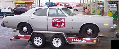 1975 Plymouth Fury Police Package Atlanta Police Departmen… | Flickr