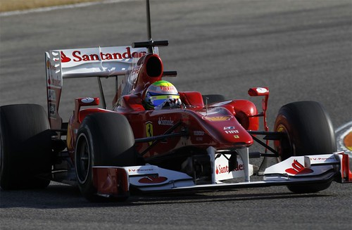 F1 Valencia Test 2010-125 | by Iceman Forever