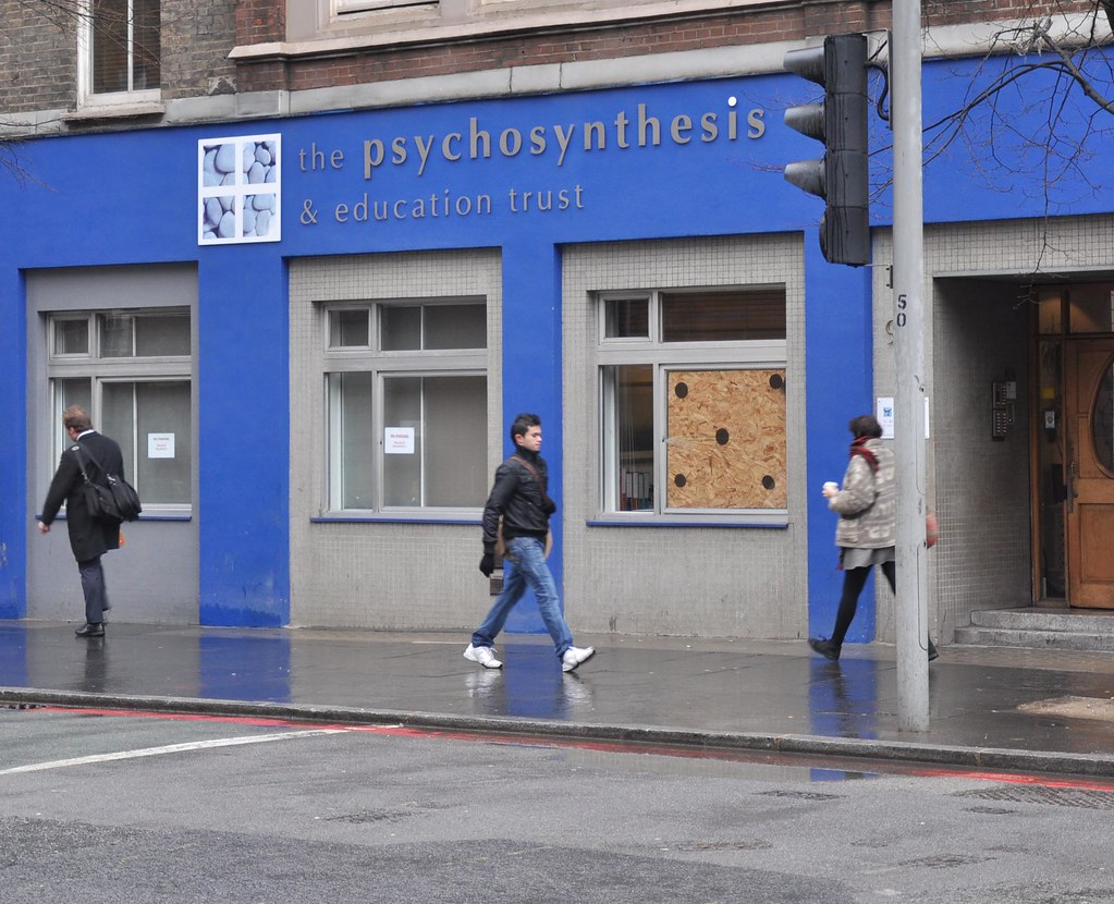Psychosynthesis and Education Trust, London