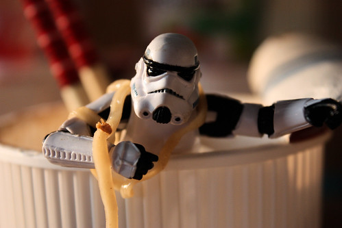 (alternative version) Nissin Instant Trooper | by DocChewbacca
