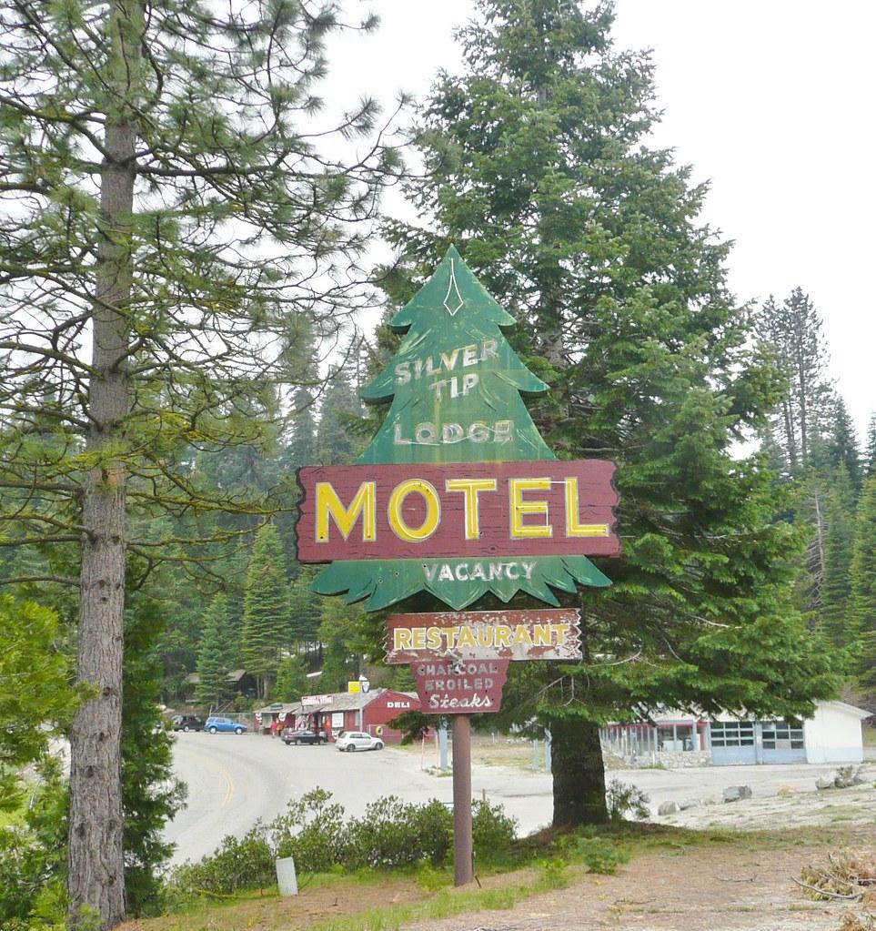 Silver tip lodge motel fish camp calif fish camp ca for Fish camp lodging