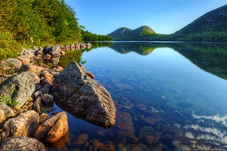 Acadia National Park, Jordan Pond | by Greg from Maine
