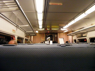 Inside NJ Transit train | by slasher-fun