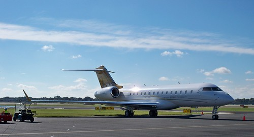 Bombardier Global Express XRS N234GX | by Jon Ostrower