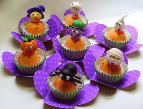 Halloween Doces Halloween Treats All Edible Anafuji