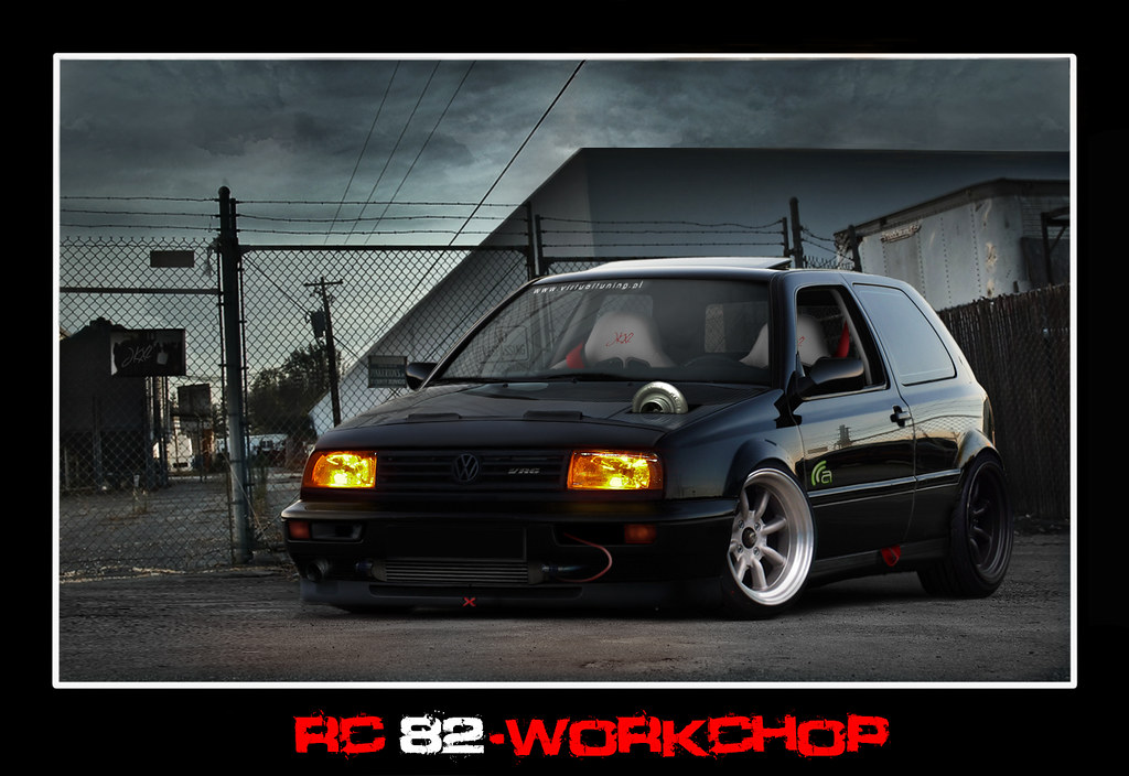 vw golf vr6 turbo rc82 workchop flickr. Black Bedroom Furniture Sets. Home Design Ideas