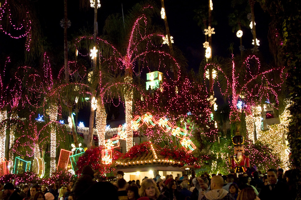 Festival of Lights, Mission Inn, Riverside, Ca. | twodeserts | Flickr
