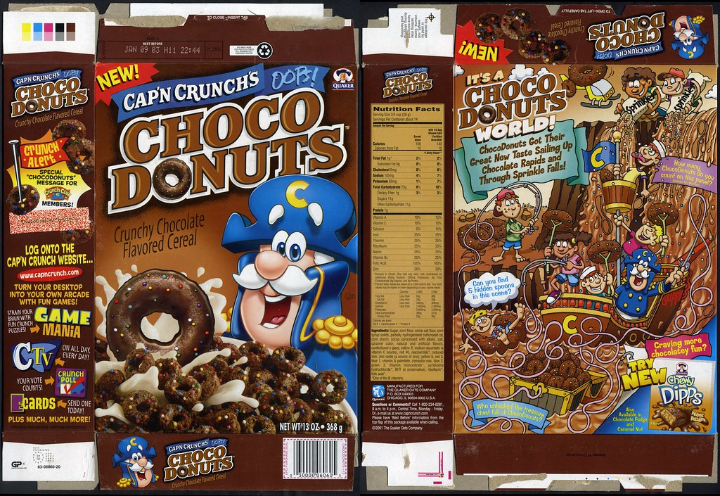 22 Cereals from Your Childhood You Wish Were Still on Shelves Today
