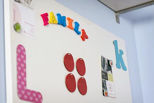 magnet board spontan magnetic board from ikea sara. Black Bedroom Furniture Sets. Home Design Ideas