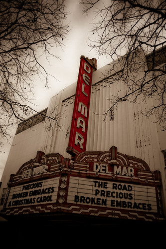 Del Mar Theatre | by TooMuchFire