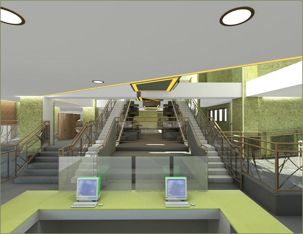 Jennifer Sompolski 39 S Sustainable Community Center Interior Designthesis At Harrington College