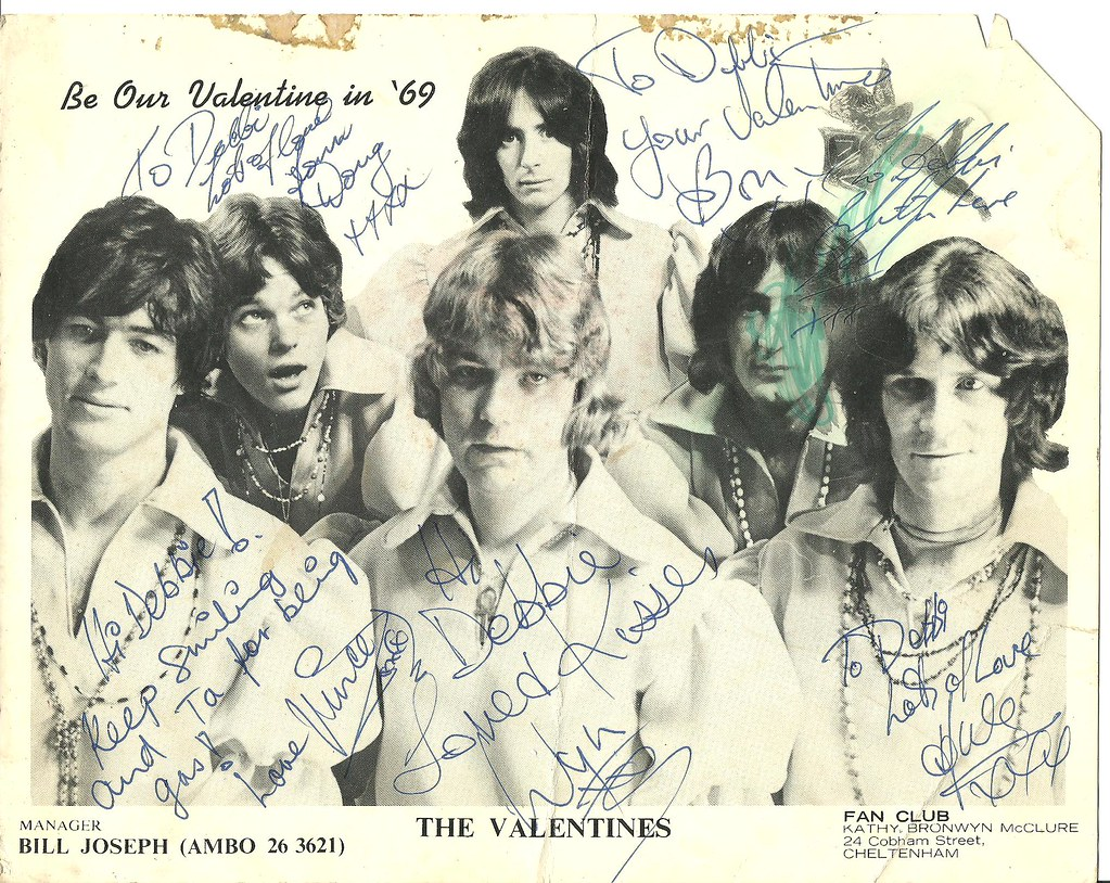 ... The Valentines Photo   Bon Scott And Vince Lovegrove | By Bilateral
