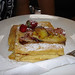 Cafe Sofia - French toast, bacon, banana
