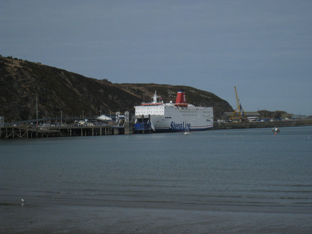 Fishguard harbor fishguard wales port of arrival for - Rosslare ferry port arrivals ...