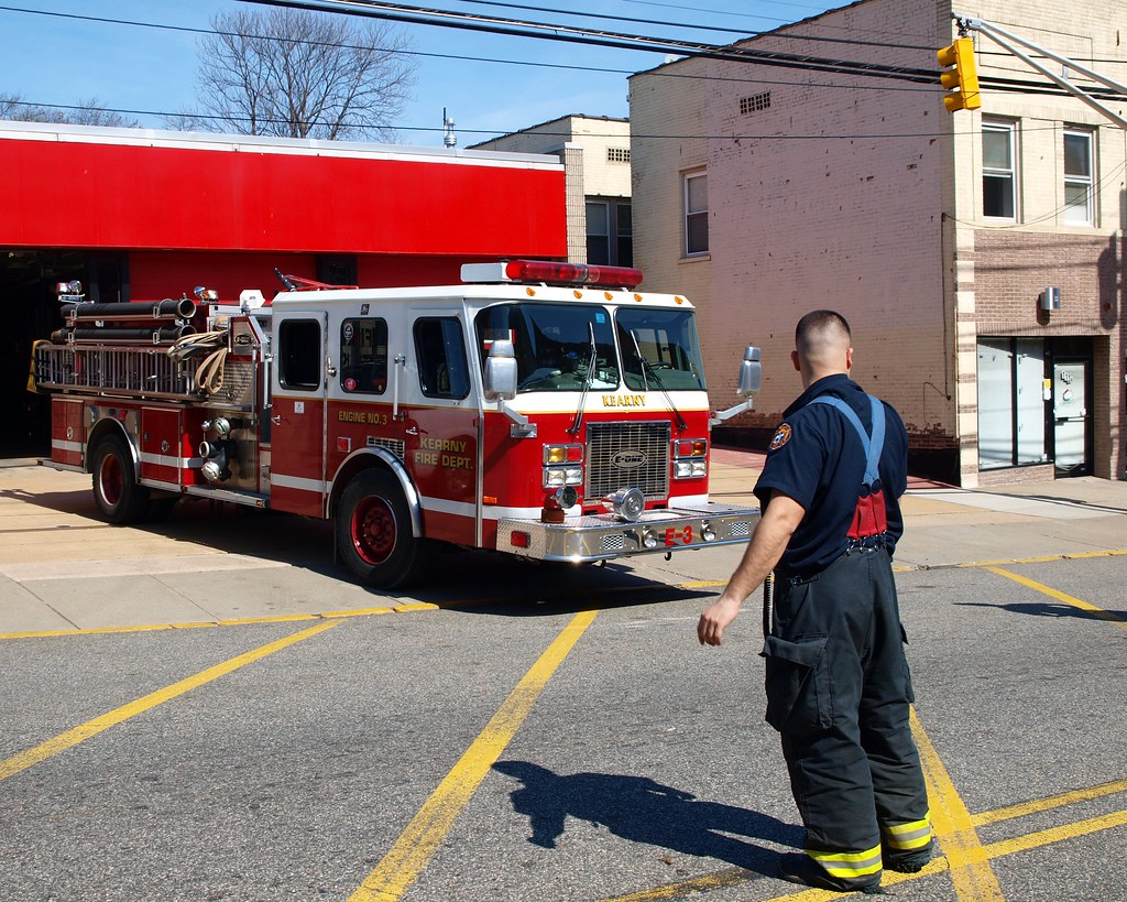 E One Engine 3 Kearny Fire Department New Jersey Flickr