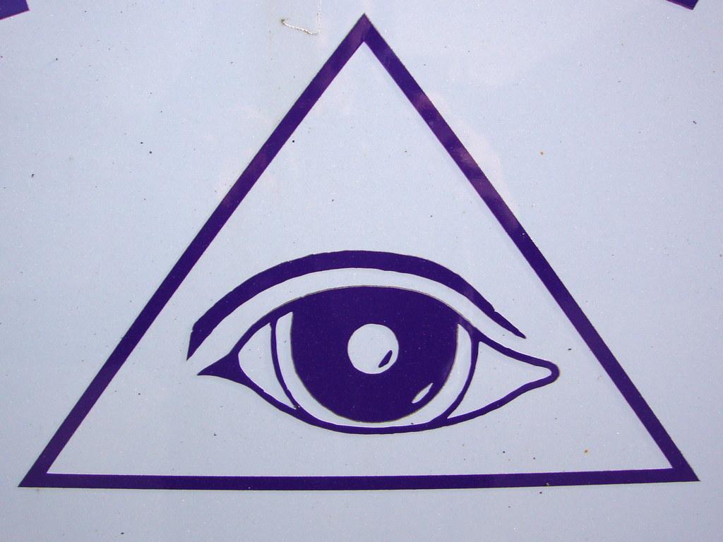 Psychic Eye By Mrs Hoffy