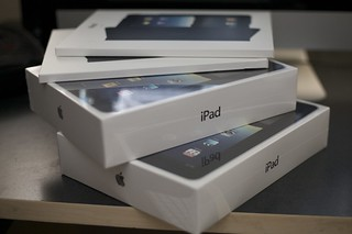 iPads in the box | by twid