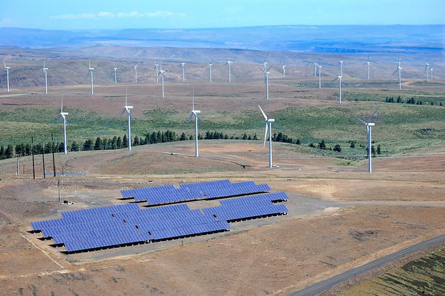 Wild Horse Wind And Solar Facility Flickr Photo Sharing