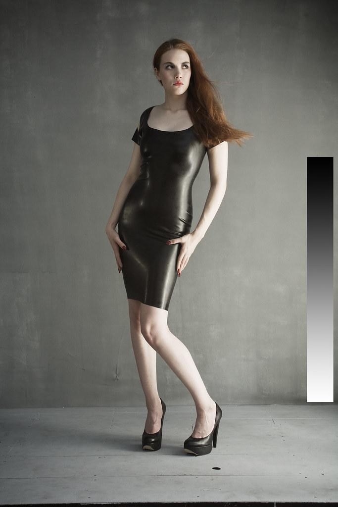 gratis amatörsex latex dress