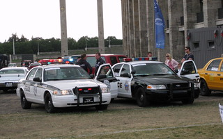 Ford Police Cars | by RWD Cars