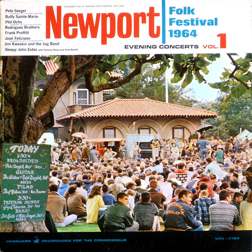 Various Newport Folk Festival 1963 Evening Concert Vol1