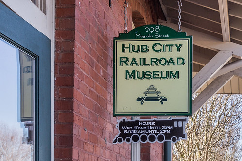 Hub City Railroad Museum - 2