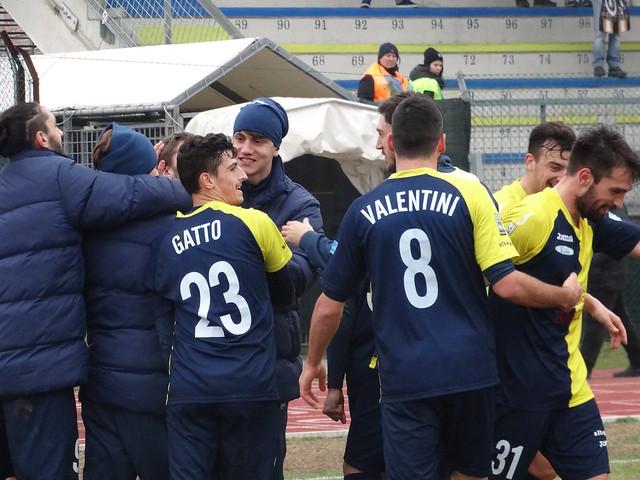 Santarcangelo - Bassano 3-0
