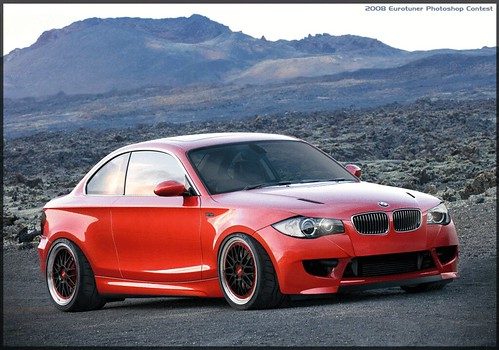 Eurotuner Magazine, April 2008 photoshop contest: Modified BMW 135i | by Joelh085