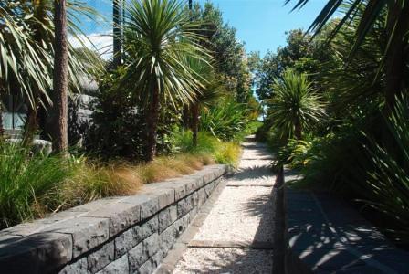 Natural habitats landscapes residential remuera new zealan for Landscape design jobs new zealand