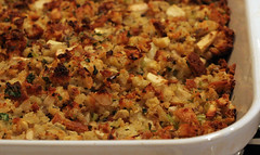 Cornbread and Sage Stuffing | by Maggie Hoffman