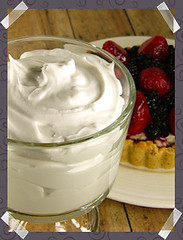 "Soy Free, Sugar Free Coconut ""Whipped"" Cream - Sweet Freedom 
