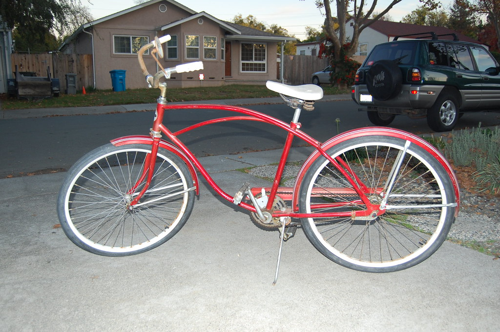 Hawthorne Bicycle I Recently Bought This Bike Off Of