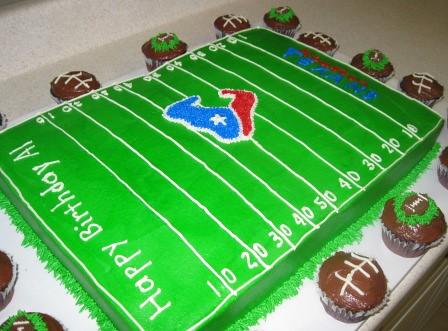 Patriots Cake Pan