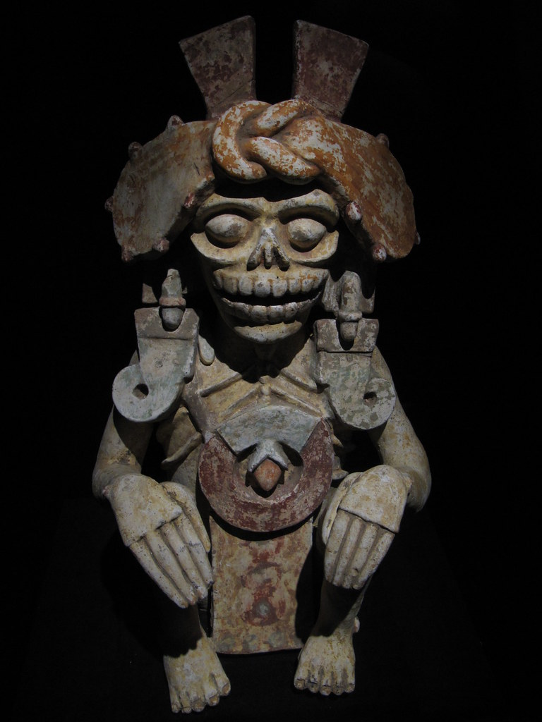 Aztec Artifacts | Jo del Corro | Flickr