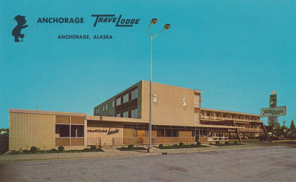 Travelodge - Anchorage, Alaska