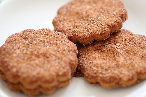 Apple Cinnamon Cookies Recipes — Dishmaps