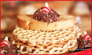 Pizzelle & Biscotti | by Photography by Claudia Fanelli